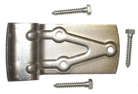 Horse Stall Hardware - Door Bumper