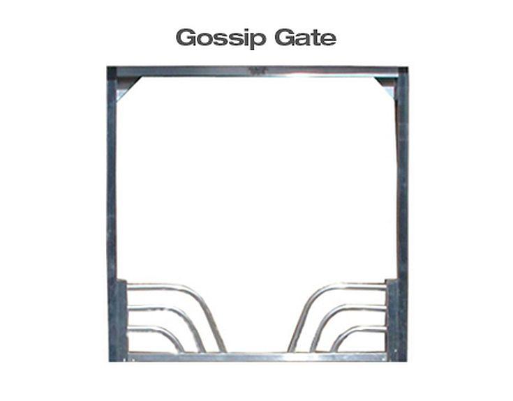 Gossip Horse Stall Door Top