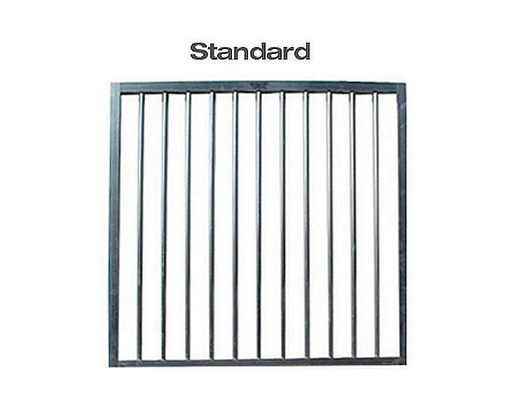 Standard Bar Horse Stall Door Top