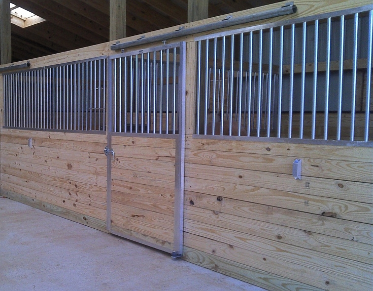 Economy Horse Stall Package