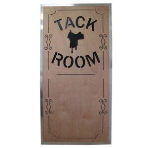 Tack Feed Room Doors