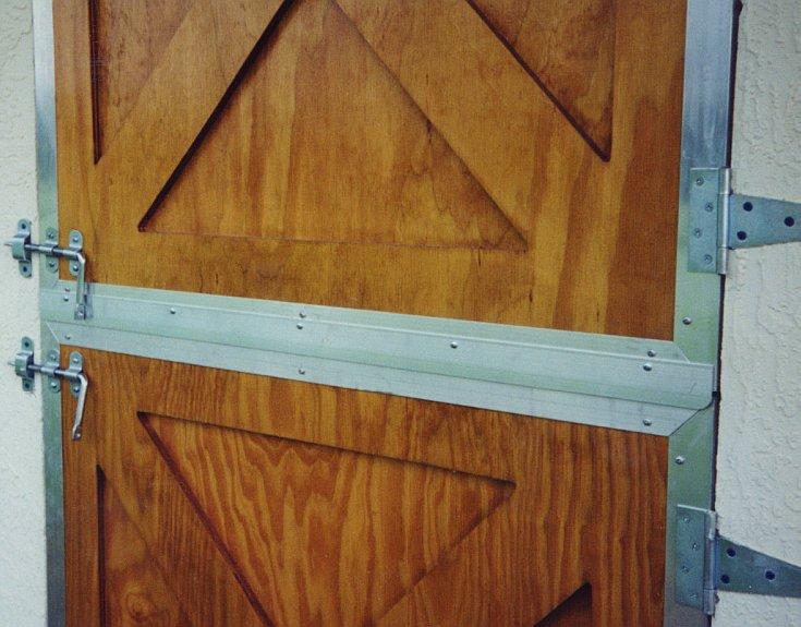 Dutch Door Astragal